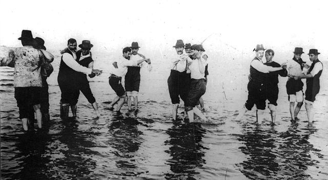 El tango en 1904